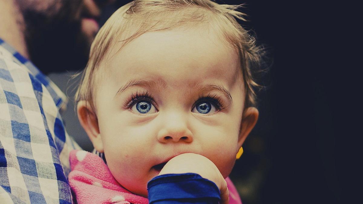 MUMMY MAG Urvertrauen Baby niedlich