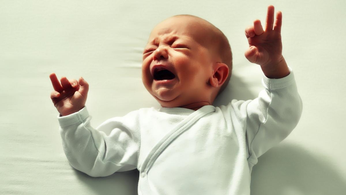 Urvertrauen Baby