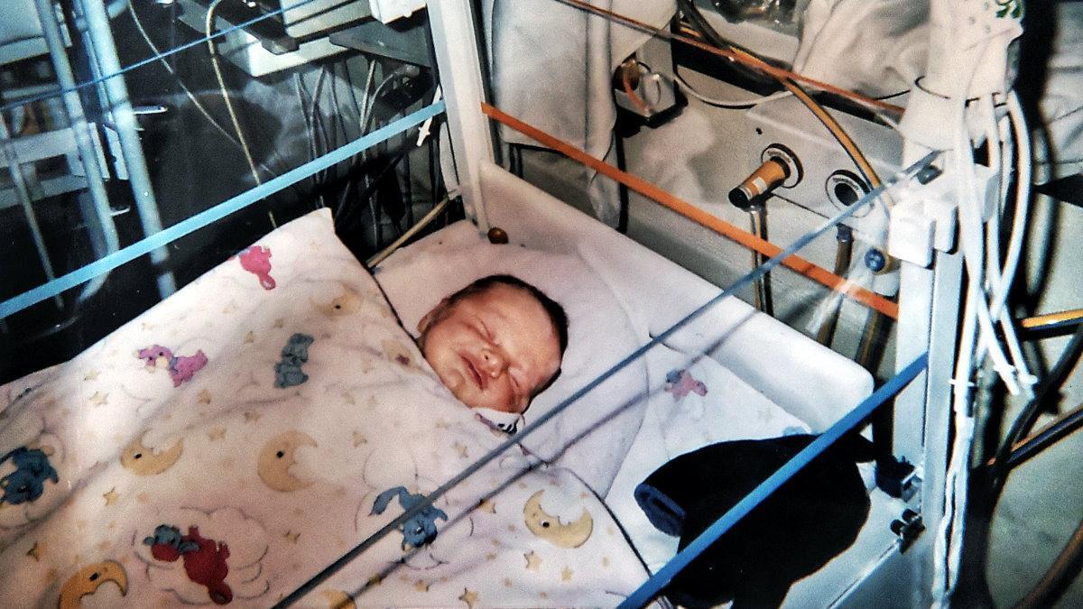 MUMMY MAG Herzgeschichte Baby