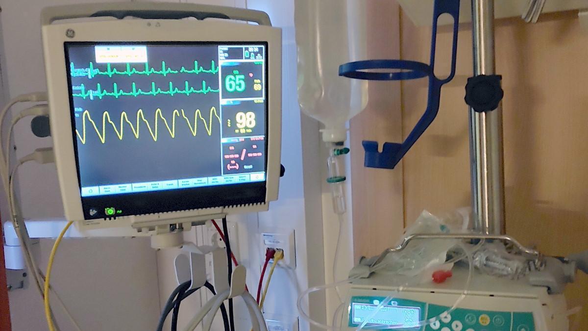 MUMMY MAG Herzgeschichte EKG
